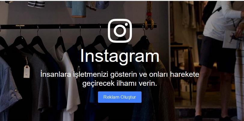 instagramda reklam verme