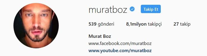 muratboz instagram hesabı