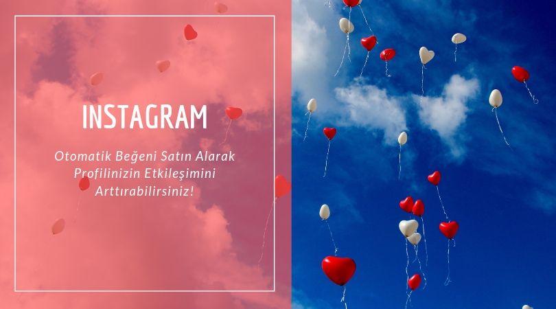 instagram otomatik beğeni